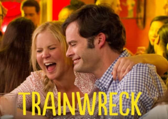 "Ferguson Library's Second Saturday Cinema will screen ""Trainwreck"" at 2 p.m. Saturday."
