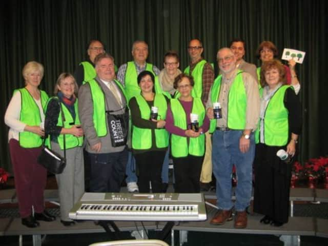 The Ridgewood Property Owners and Civic Association thanked the volunteers who took part in the 2015 tree count.