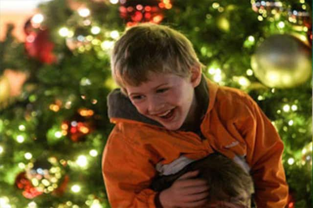 The Sandy Hook Village Tree Lighting will take place Saturday, Dec. 5.