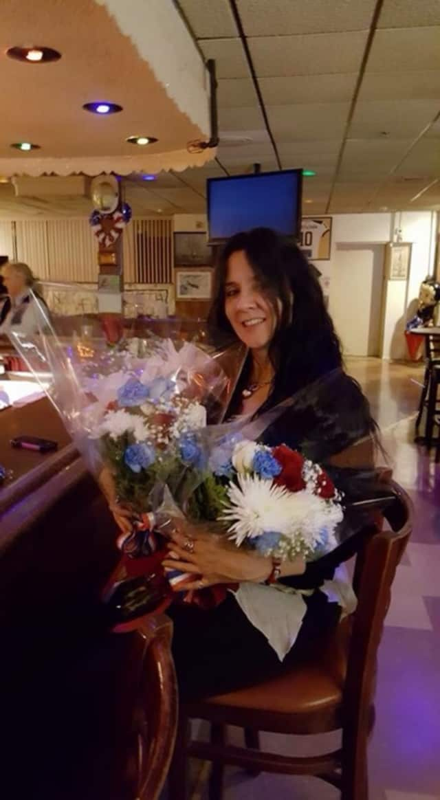Patricia Geer-Ferrulli is the new president of the Ladies Auxiliary VFW post 3484 in Saddle Brook.