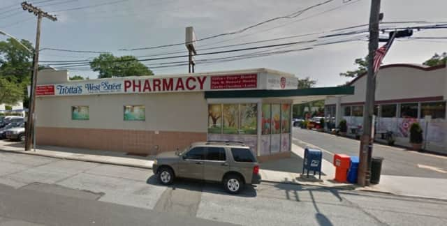 Trotta's West Street Pharmacy on Halstead Avenue in Harrison was reportedly the scene of a robbery early Sunday morning. Police could not confirm the report Sunday afternoon.