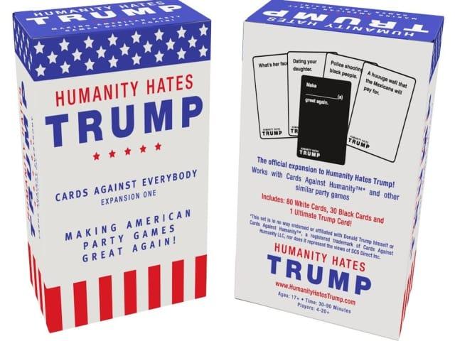 humanity hates trump