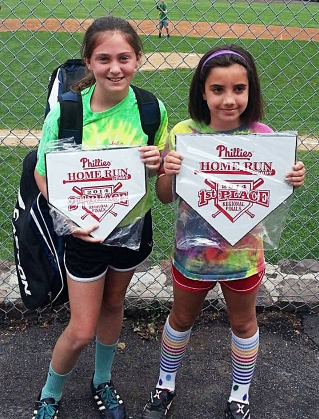 The Phillies Home Run Derby is coming to Ramsey this Saturday. Here are two local-level winners of the 2014 competition.