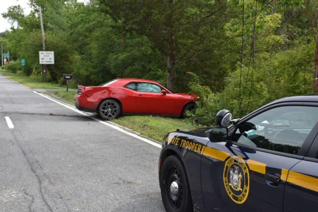 New York State Police troopers were taken on a high-speed chase on the Taconic State Parkway in Dutchess County.