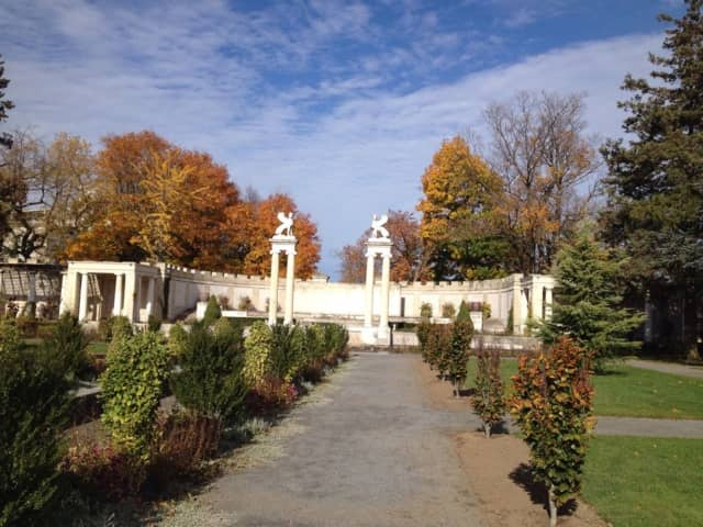 Untermyer Park is a popular spot for Yonkers residents.