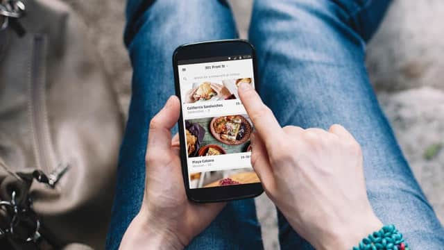 Order your food and have it delivered via UberEATS in Stamford.