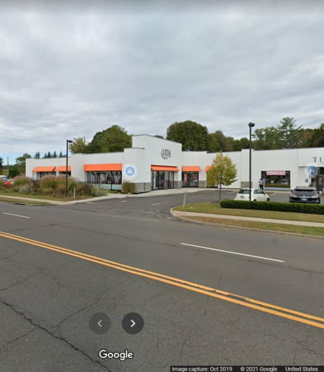 Westport Police said officers responded to a report of shoplifting just before 7 p.m. on Aug. 13, 2020 at the Ulta Beauty located at 1365 Post Road East.