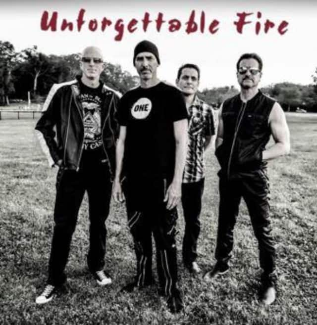 Unforgettable Fire will perform U2 music at the Pediatric Cancer Foundation fundraising gala Nov. 2.