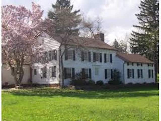 Traphagen Farm will be restored as an 18th century working farm and education center.