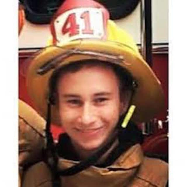 Funeral services will be at noon today for 19-year-old firefighter Jack Rose who died last weekend fighting a fire.
