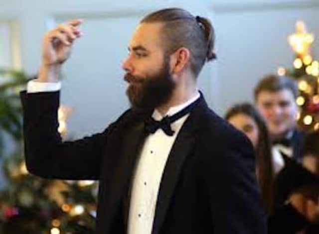 Luke Rosenberg is director of Choral Music and Music Theory at Staples High School in Westport.