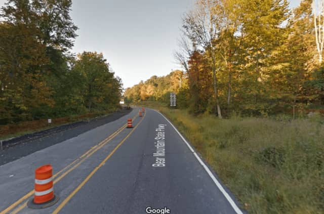Bear Mountain State Parkway.