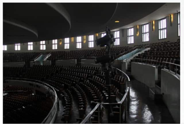 Nearly $5 million of a proposed $108 million bond referendum would be spent on upgrades to the historic Thornton High School auditorium.