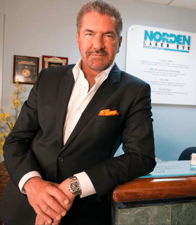 Ridgewood Ophthalmologist Richard Norden.