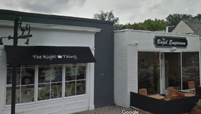 The Right Thing in Armonk recently closed.