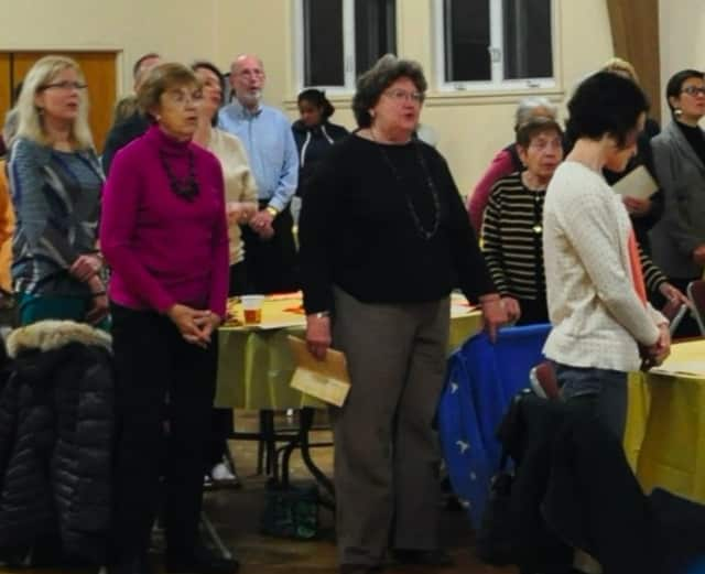 Leonia Presbyterian Church prepares for Thanksgiving with a community service Nov. 24.