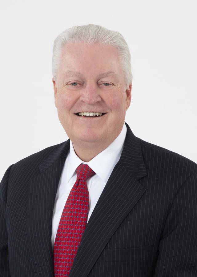 Fairfield First Selectman Mike Tetreau
