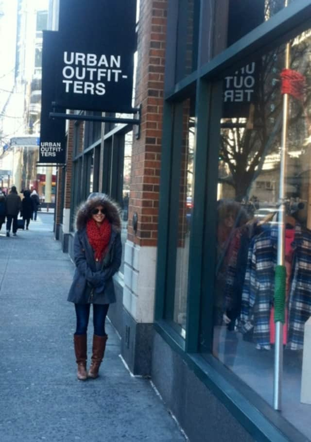Clothing retailer Urban Outfitters saw pre-market share prices tumble due to slumping sales.