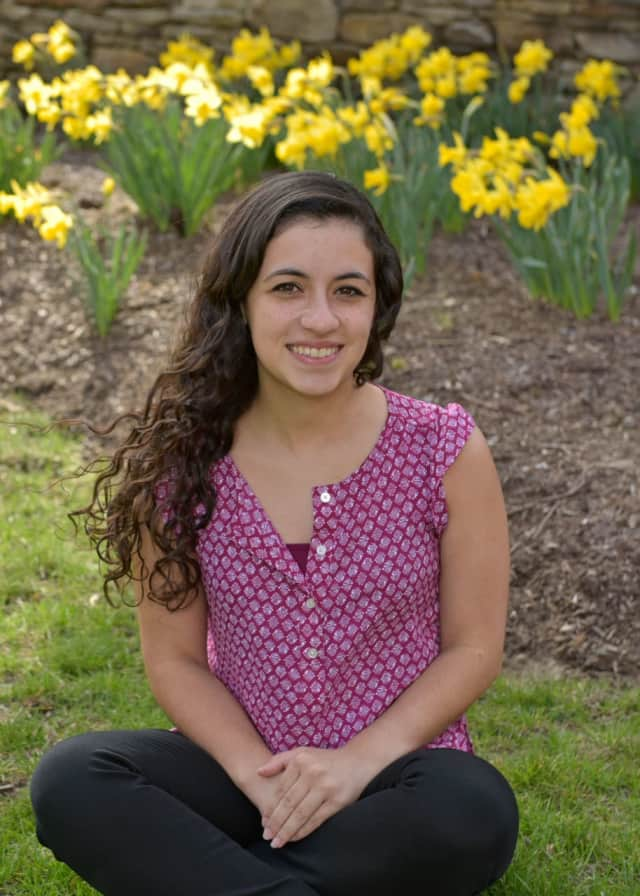Allison Vas of Danbury will spend nine months in Estonia on a Fulbright Scholarship. She was an elementary education major with a concentration in English at Western Connecticut State University.