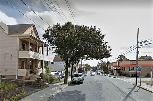 Van Houten Avenue and Wonham Street