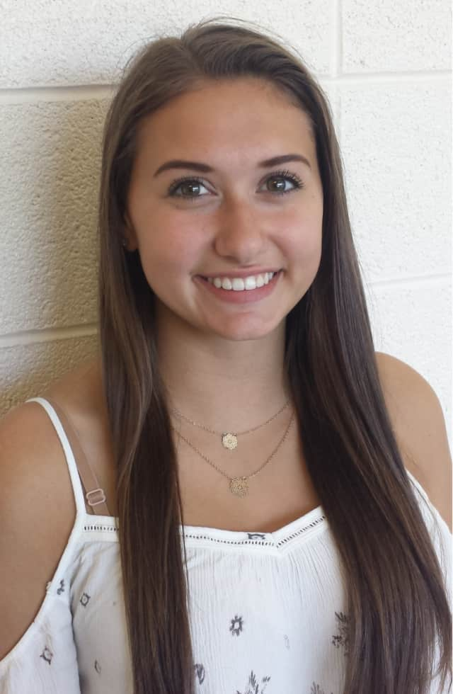 Valhalla High School's Sara Pennella will visit Italy for a cultural trip in July.