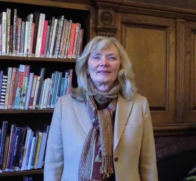 Library Director Van Kozelka