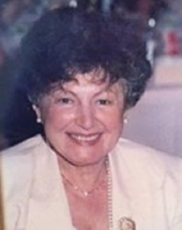 Lillian Van Roy, of Tappan, died Friday, Dec. 30. She was 95.