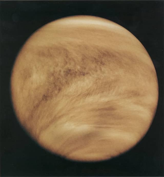 Adjunct astronomy instructor Michael Zeilnhofer will give a presentation on the planet Venus