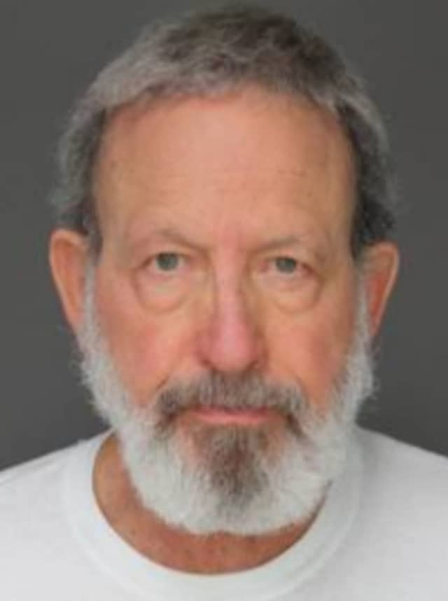 Victor Weil, 71, of Ossining was charged with second-degree unlawful surveillance near a pool at the Westchester Marriott Hotel on White Plains Road in Greenburgh.