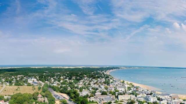 There has been a surge in cases of COVID-19 in Provincetown