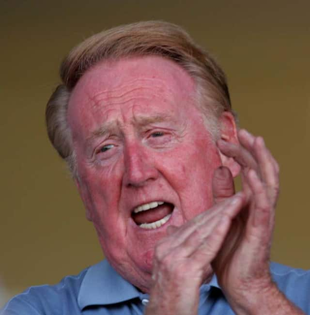 Vin Scully is 88 today.