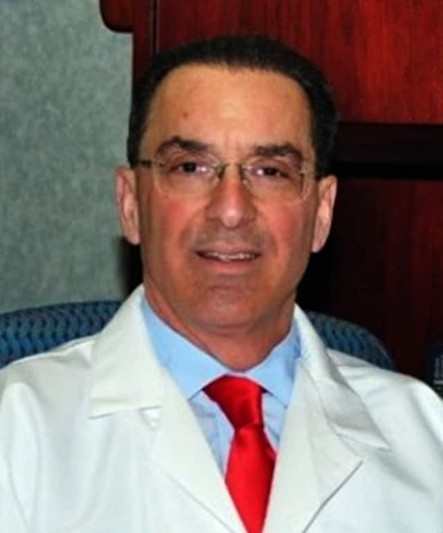 """Podiatrist Vincent Giacalone will lead a free session on """"Diabetes and Your Feet"""" on June 16."""