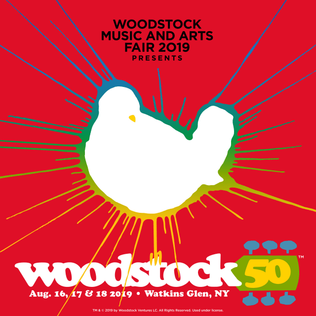 An official lineup of performers for Woodstock 50 has been released.
