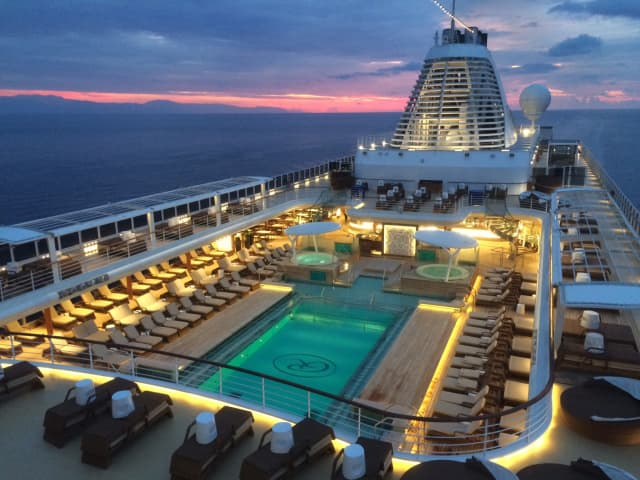 Regent Seven Seas Explorer is widely acknowledged as the world's most luxurious cruise ship.