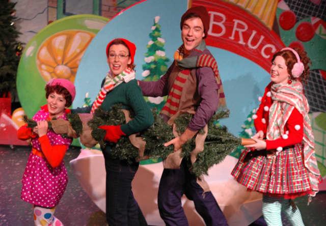 "The Westport Country Playhouse will perform ""Fancy Nancy Splendiferous Christmas,"" three times Dec. 20."
