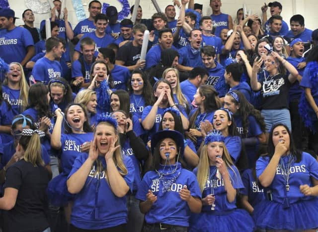 Westlake High School students will be showing lots of spirit this week in preparation for homecoming Saturday.