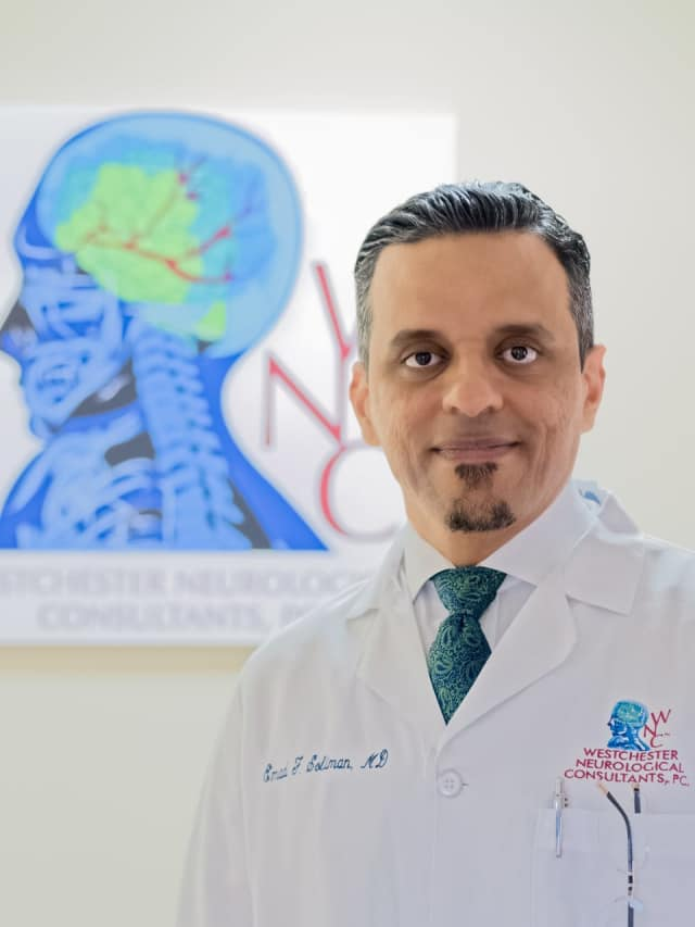 Westchester County neurologist Emad Soliman