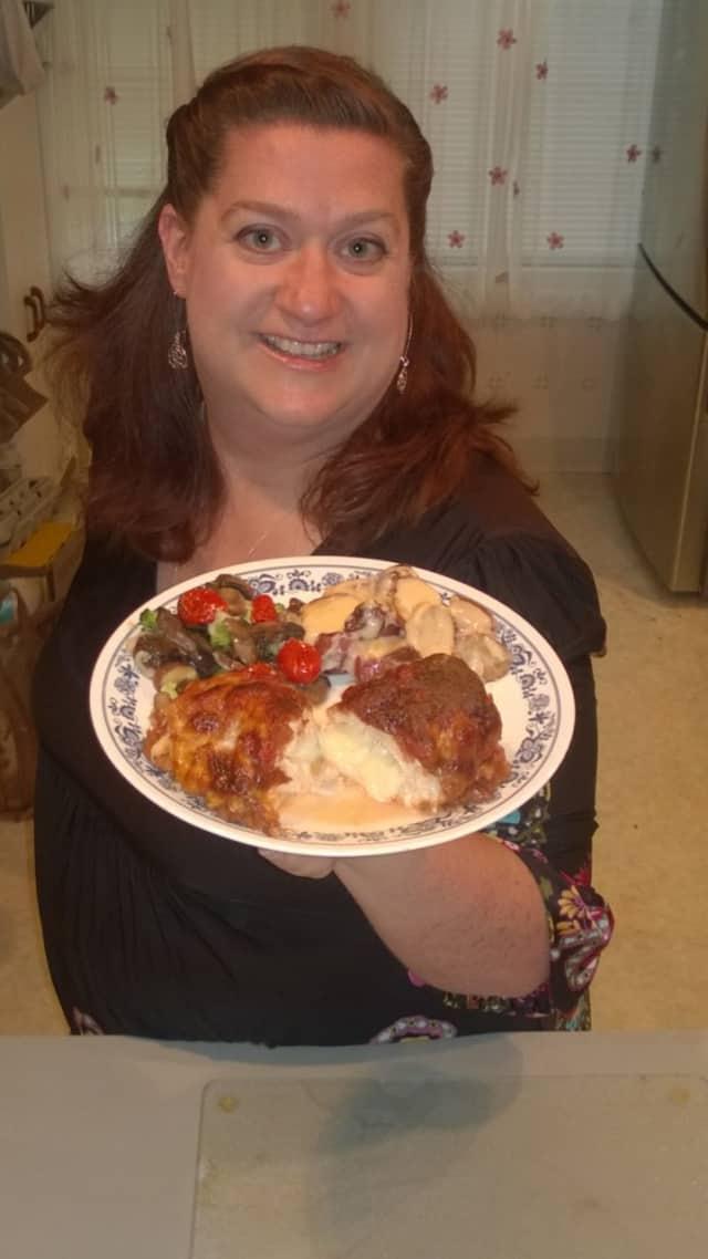 Carmel, N.Y. cook Tara Eacobacci.