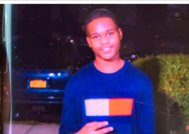 Rakien Wrighton, 15, was last seen at his Inwood home on Sunday, Oct. 18.