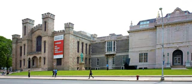 Skype-a-Docent will bring to the Wadsworth Atheneum to Fairfield on April 13.