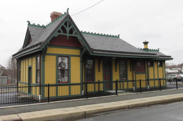 The Waldwick Museum of Local History will open in May at the Waldwick Train Station.