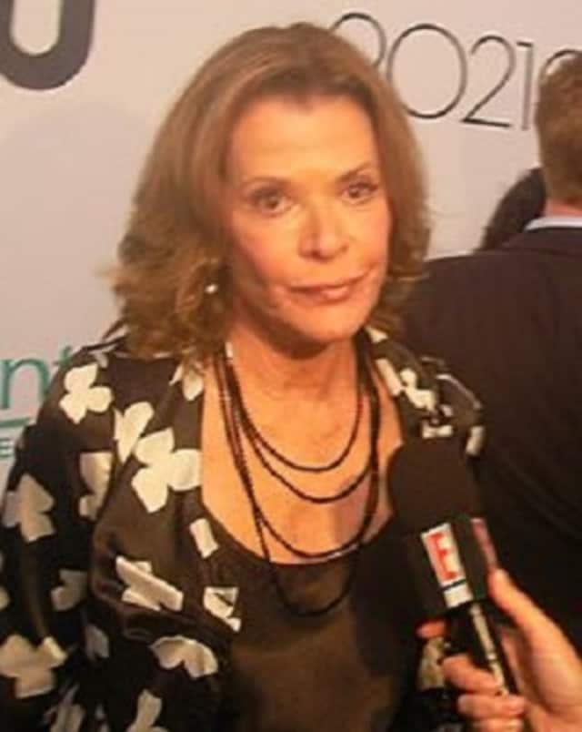 Happy birthday to Pound Ridge's Jessica Walter. The actress turns 75 today.