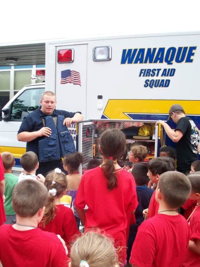 The Wanaque First Aid Squad has received a $94,000 grant to purchase power lift stretchers for each of its ambulances.