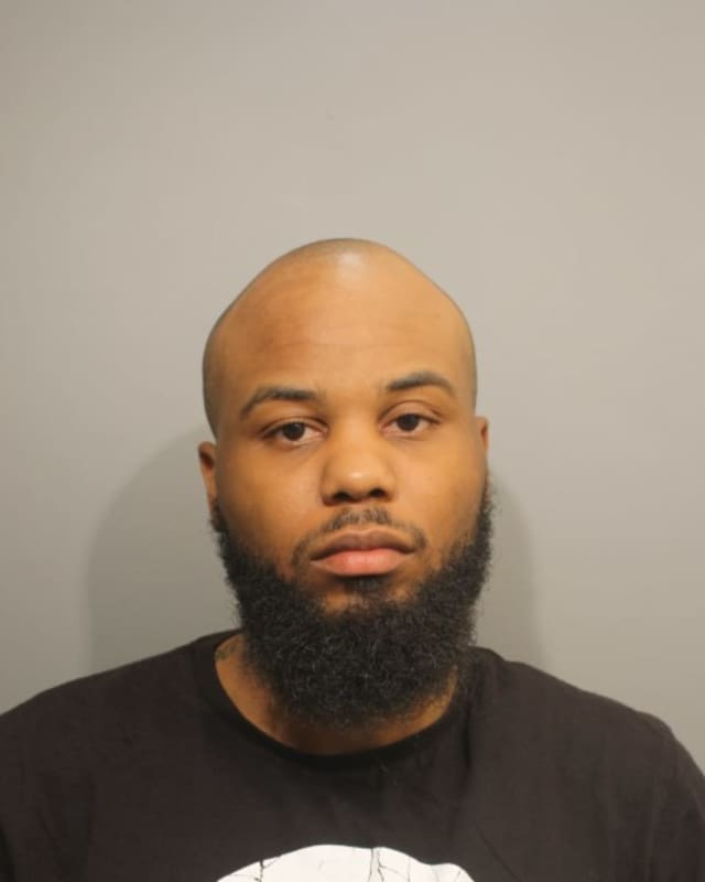 Andre Eric Ward, of Danbury, allegedly driving with a suspended license and having no insurance, faces drug charges in Wilton following a police traffic stop.