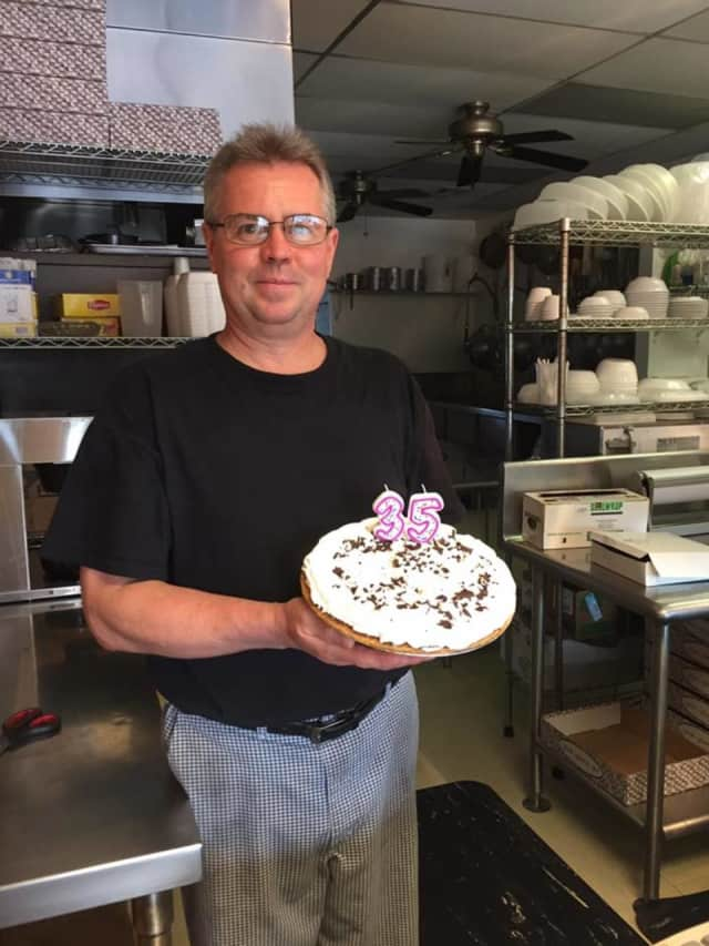 John E. Wareka Jr. has whipped up comfort food specials for locals for the past 35 years.
