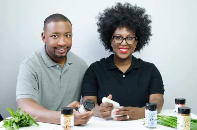 Warren and Brandalyn Williams caught the entrepreneurial bug after wedding guests couldn't get enough of their flavorful wedding favor.