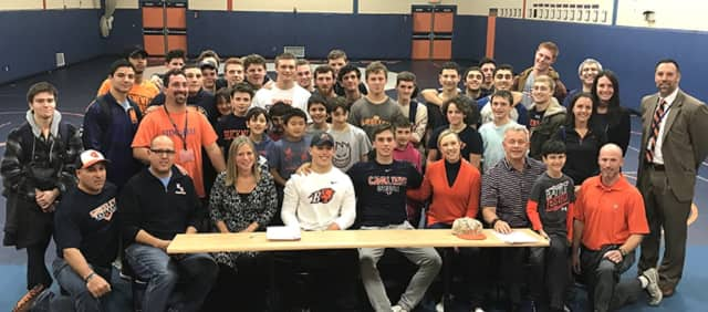 Two Greeley students signed national letters of intent to play college sports