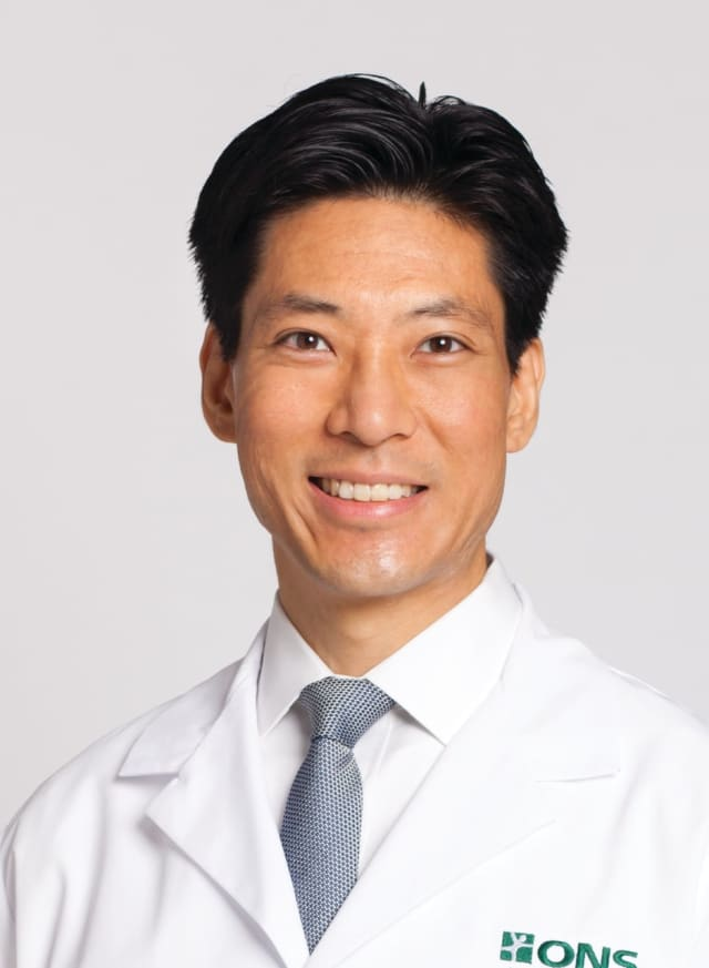 Dr. David Wei of Orthopaedic and Neurosurgery Specialists.