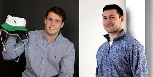 Graham Welter and Alan Ksiazek, both students at Sacred Heart, run successful businesses while in college.