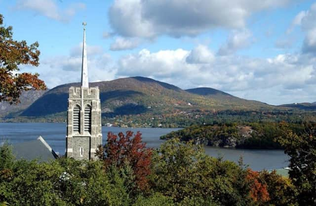 Security has been increased on the Army's West Point campus after a potential terror threat has been discovered.